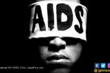 Pria Penderita HIV AIDS Masuk Daftar PDP Corona, Ini Gejala Awalnya - JPNN.com