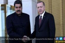Astaga, Presiden Venezuela Tuding Takhta Suci Vatikan Menebar Kebencian - JPNN.com