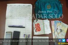 Polisi Tangkap Tiga Pengepul Judi Togel di Prabumulih - JPNN.com