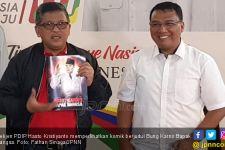 Gelorakan Spirit Bung Karno Lewat Komik Karya Putra Bu Mega - JPNN.com