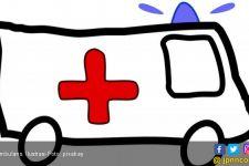 Polisi Benarkan Pengendara yang Adang Ambulans Adalah PNS Dishub Depok - JPNN.com