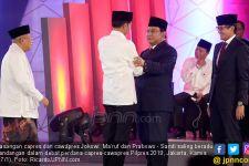 Jokowi - Ma'ruf dan Prabowo - Sandi Sama-sama Tak Maksimal - JPNN.com