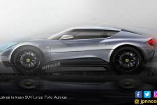 Lotus Cars 'Pinjam' Pabrik Geely di Cina untuk Produksi SUV - JPNN.com