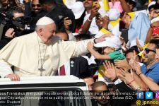 Novemberi Ini, Paus Fransiskus Bakal Kunjungi Dua Negara di Asia - JPNN.com