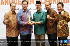 HPN 2019: SIWO PWI Beri Golden Award Untuk Imam Nahrawi - JPNN.com