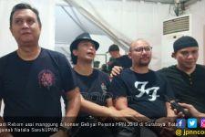 Begini Cara Personel Padi Reborn Tangkal Berita Hoaks - JPNN.com