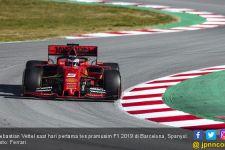 Sebastian Vettel Beberkan Kelemahan Ferrari SF1000 - JPNN.com