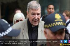 Orang Nomor Tiga Vatikan Divonis Bersalah dalam Kasus Pelecehan Seksual - JPNN.com