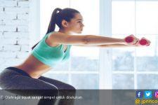 Olahraga Simpel, Manfaat Melakukan Squat Setiap Hari - JPNN.com