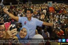Janji Sandiaga kepada Guru Non-PNS, Sudah Terbukti saat jadi Wagub DKI - JPNN.com