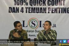 Usul LSI Denny JA: Gelar Pemilu 5 Kali, Terpisah - JPNN.com