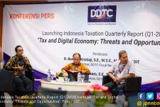 DDTC Fiscal Research Luncurkan Kondisi Pajak Indonesia di 2019, Ini Hasilnya - JPNN.com