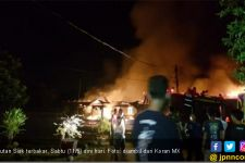 Narapidana Mengamuk, Rutan Siak Terbakar, Perwira Polisi Dikabarkan Tertembak - JPNN.com