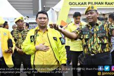 AMPG Ujung Tombak Partai Golkar Gaet Pemilih Muda - JPNN.com