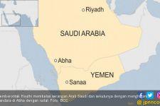 Drone Houthi Bobol Pertahanan Arab Saudi, Banjir Darah - JPNN.com