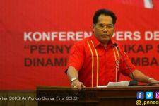 Ali Wongso: SOKSI Dukung Sikap Jokowi soal Amendemen UUD 1945 - JPNN.com
