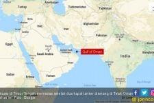 UEA Yakin Serangan di Teluk Oman Disponsori Negara - JPNN.com