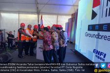 Smelter Feronikel PT CNI Senilai 14,5 Triliun Mulai Dibangun di Kolaka - JPNN.com