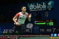 2 Kunci Keberhasilan Jojo Melewati Babak Pertama Indonesia Open 2019 - JPNN.com