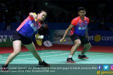 Belum Jodoh, Praveen / Melati Gugur di Babak Pertama Indonesia Open 2019 - JPNN.com