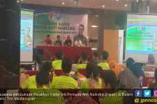 Pemerintah Rekrut Ratusan Kader Inti Pemuda Antinarkoba di Batam - JPNN.com