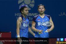 Gagal ke 8 Besar Blibli Indonesia Open 2019, Greysia / Apriyani Kecewa, Marah pada Diri Sendiri - JPNN.com