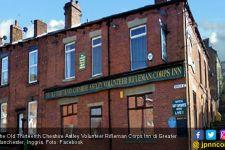 Pub dengan Nama Terpanjang Kembali Buka di Manchester - JPNN.com