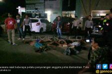 Anggota Polisi Menjadi Korban Pengeroyokan Saat Penangkapan Irwanto Cs - JPNN.com