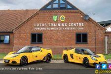 Lotus Bertransformasi Melalui Logo Baru - JPNN.com