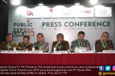 Raih Kontrak Baru Rp14,81 Triliun, PT PP Tandatangani Beberapa Kerja sama - JPNN.com