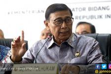 Wiranto Tampak Kaget Saat Diminta Tanggapan Atas Tudingan Kivlan Zein - JPNN.com