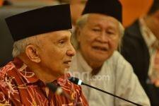 Soal Polemik Papua, Amien Rais Mendoakan Pemerintahan Joko Widodo - JPNN.com