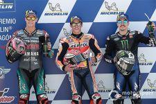 Marc Marquez Catat Pole Position ke-9 Musim Ini di MotoGP Aragon 2019 - JPNN.com
