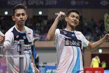 Final Thomas Cup: Fajar/Rian Gemilang, Indonesia 2, China 0 - JPNN.com