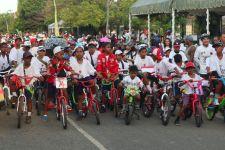 Gowes Nusantara Maluku Tenggara, Padukan Olahraga dengan Festival Meti Kei - JPNN.com