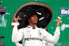 Lewis Hamilton Finis Pertama di GP Meksiko - JPNN.com