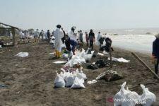 Lagi, Minyak Pertamina Tumpah di Laut Karawang - JPNN.com