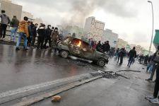 Gelombang Demonstrasi Membesar, Iran Jadikan israel Kambing Hitam - JPNN.com