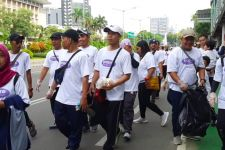 Bersihkan Sampah di CFD, Cara Jaga Jakarta Tetap Bersih - JPNN.com