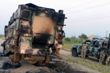 Teroris Sergap Konvoi Militer, 15 Tentara Tewas, 6 Masih Hilang - JPNN.com