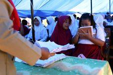 Jelang PTM, Berapa Jumlah Anak Sudah Divaksin COVID-19? - JPNN.com