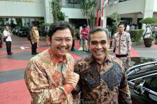 Sekjen PKS dan Gerindra Berangkulan, Sepakat Soal Cawagub DKI? - JPNN.com