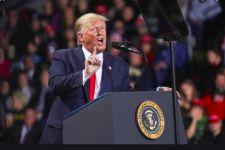 Trump Sebut Amerika Harus Selalu Bersama Israel, Bagaimana Sikap Gedung Putih - JPNN.com