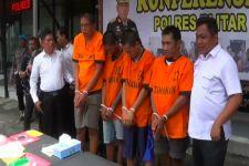 Berani-beraninya Pemuda Ini Nyabu di Kawasan Makam Bung Karno - JPNN.com