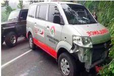 Ambulans Tabrak Pengendara Motor, Satu Tewas - JPNN.com