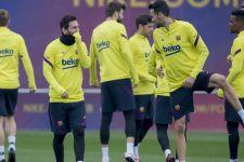 Virus Corona Membayangi Pertemuan Napoli Vs Barcelona - JPNN.com