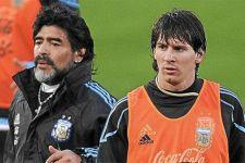 Messi Lebih Baik dari Ronaldo, Tetapi Maradona Adalah Alien - JPNN.com