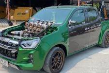 Edan, Mesin Mobil Buat Antar Barang Ini Tersemat Lima Turbo Sekaligus - JPNN.com