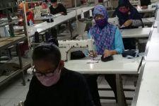 ELEMWE Produksi 30 Ribu Masker Kain - JPNN.com