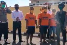 Pesta Miras saat Puasa Lalu Keroyok Anggota TNI AL, Selamat Lebaran di Penjara Mas - JPNN.com